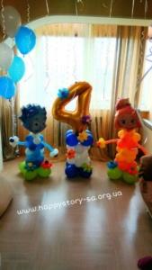Детские праздники (галерея) (20)