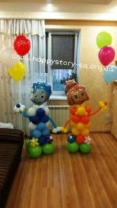 Детские праздники (галерея) (4)