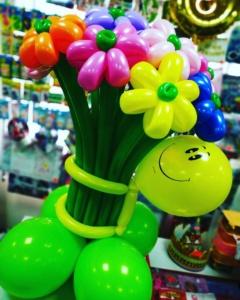 Букеты из шаров (галерея) (12)