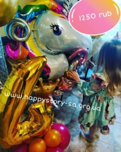 Букеты из шаров (галерея) (14)
