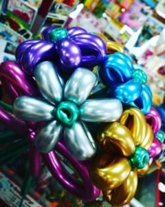 Букеты из шаров (галерея) (18)