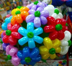 Букеты из шаров (галерея) (2)