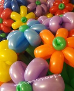 Букеты из шаров (галерея) (22)