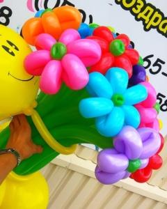 Букеты из шаров (галерея) (23)