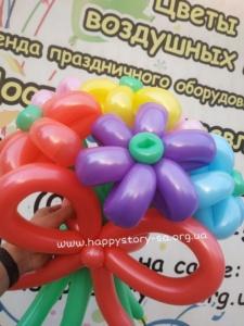 Букеты из шаров (галерея) (24)