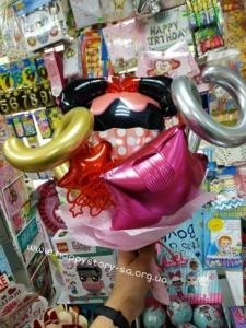 Букеты из шаров (галерея) (37)