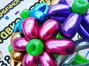 Букеты из шаров (галерея) (38)