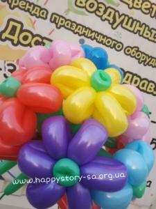 Букеты из шаров (галерея) (5)